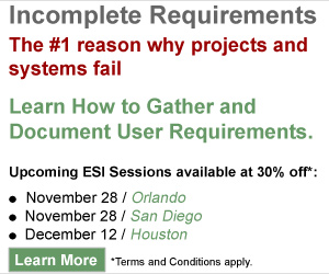 How to Gather and Document User Requirements