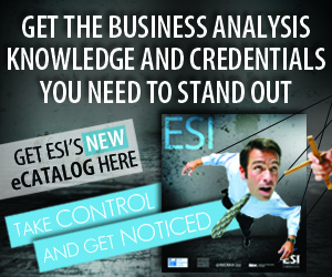 Business Analysis  Knwledge Credentials You Need to Stand Out