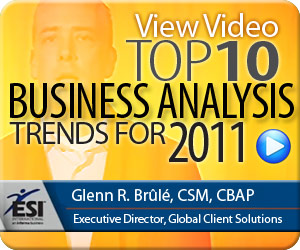 Top 10 Business Analysis Trends for 201