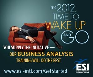 Business Analysis - Get Started
