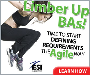 Limber Up BAs!  Time to start defining requirements the Agile Way