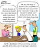 Humor: Facilitation skills are critical for the business analyst