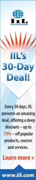 IIL: 30 Day Deal