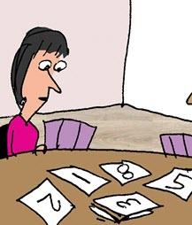 Humor: Agile Planning Poker