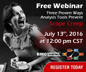 Webinar: Scope Creep