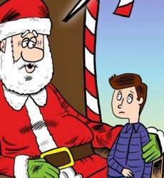 Humor: Santa Clause Automated Decision