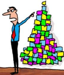 Humor: Merry Christmas Kanban Board