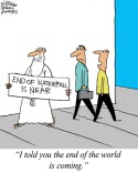 Humor: End of the world... for Business Analysts...