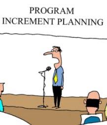 Humor: Program Increment Planning