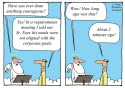 Humor: Are you a Courageous Business Analyst?
