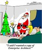 What do you want from Santa? aka Some Business Analysts are Born that Way