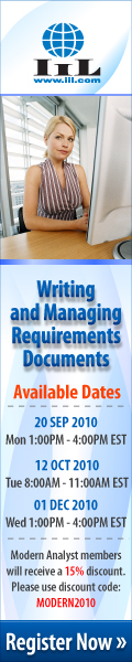 Writing and Managing Requirements Documents