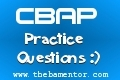 CBAP - Practice Questions