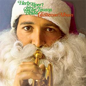 Christmas Album (CD) ~ Herb Alpert & The Tijuana Bras... Cover Art