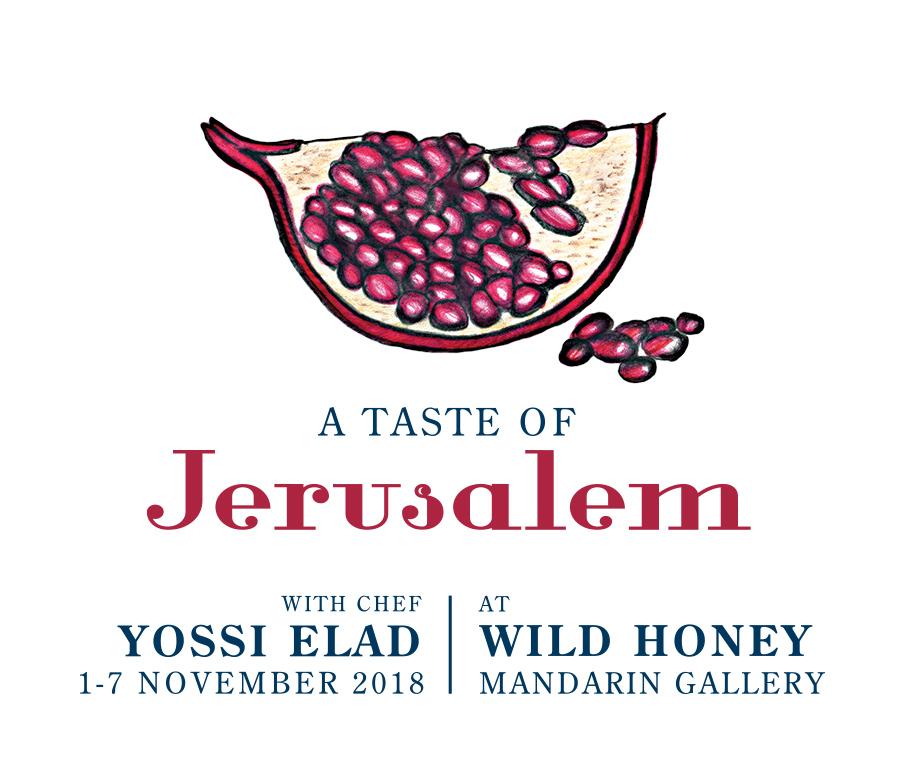 Taste of Jerusalem at Wild Honey