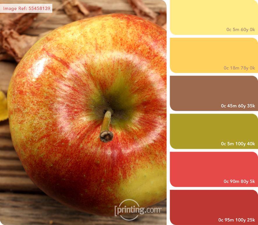 Colour Inspriations: April