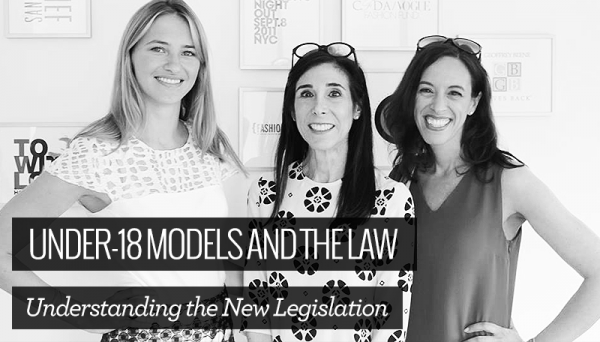 Under-18 Models And The Law: Understanding The New Legislation