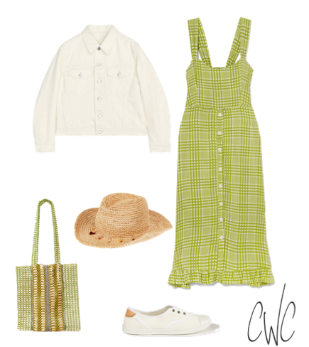 Sun Holiday Capsule Wardrobe: Travel Day