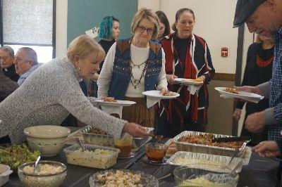 Parish Meeting Luncheon