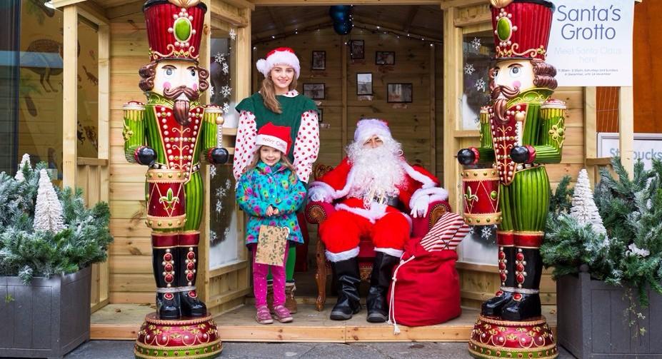 Meet Santa Claus at Life, slected weekends in December