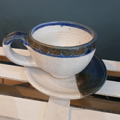 Image of Cup & Saucer