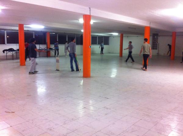 GCC took cricket to Cricket in Annemasse