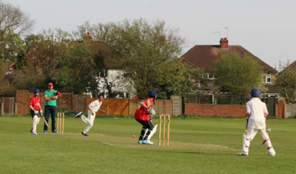 Action from Rokeby Park