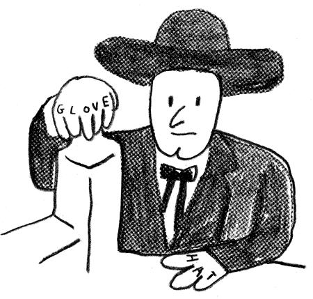 GLOVE / HAT