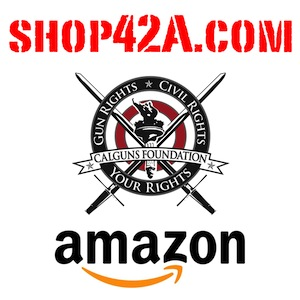 Shop at Amazon using www.Shop42a.com and up to 25% of every order goes to support CGF!