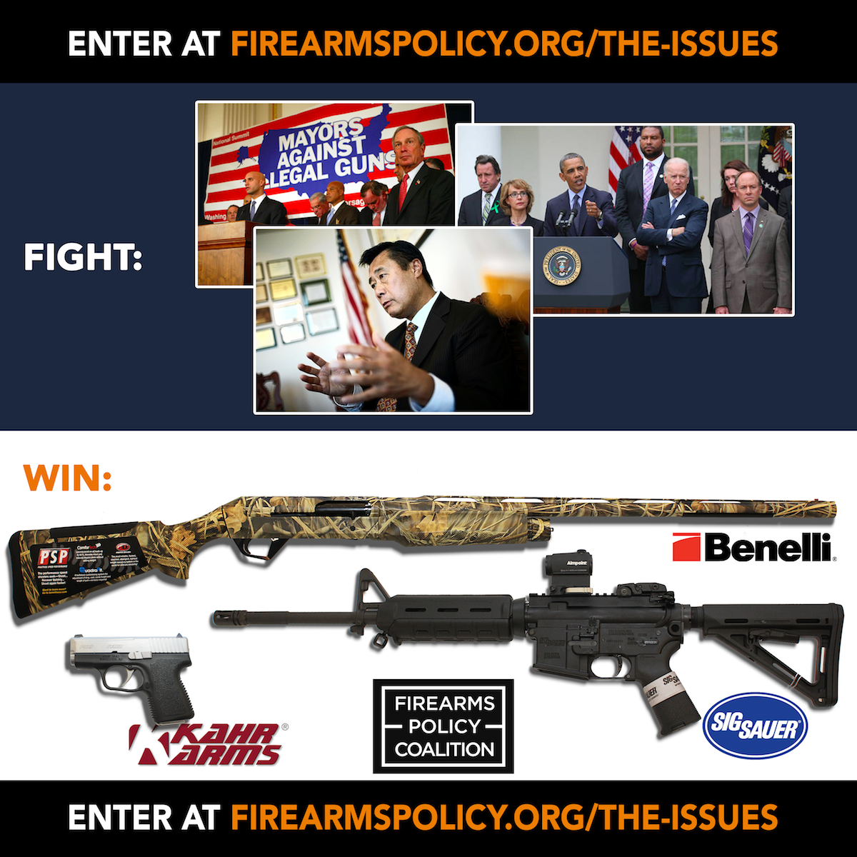 Win a gun from FPC!