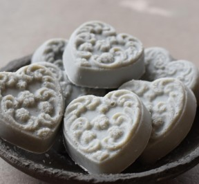 Healing Arts LOVE soap