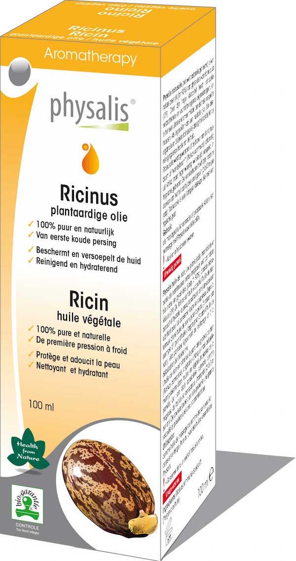 Biologische Ricinusolie