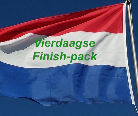 Vierdaagse Finish-pack