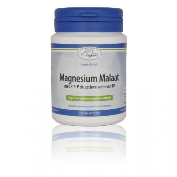 Magnesium Malaat met P5P