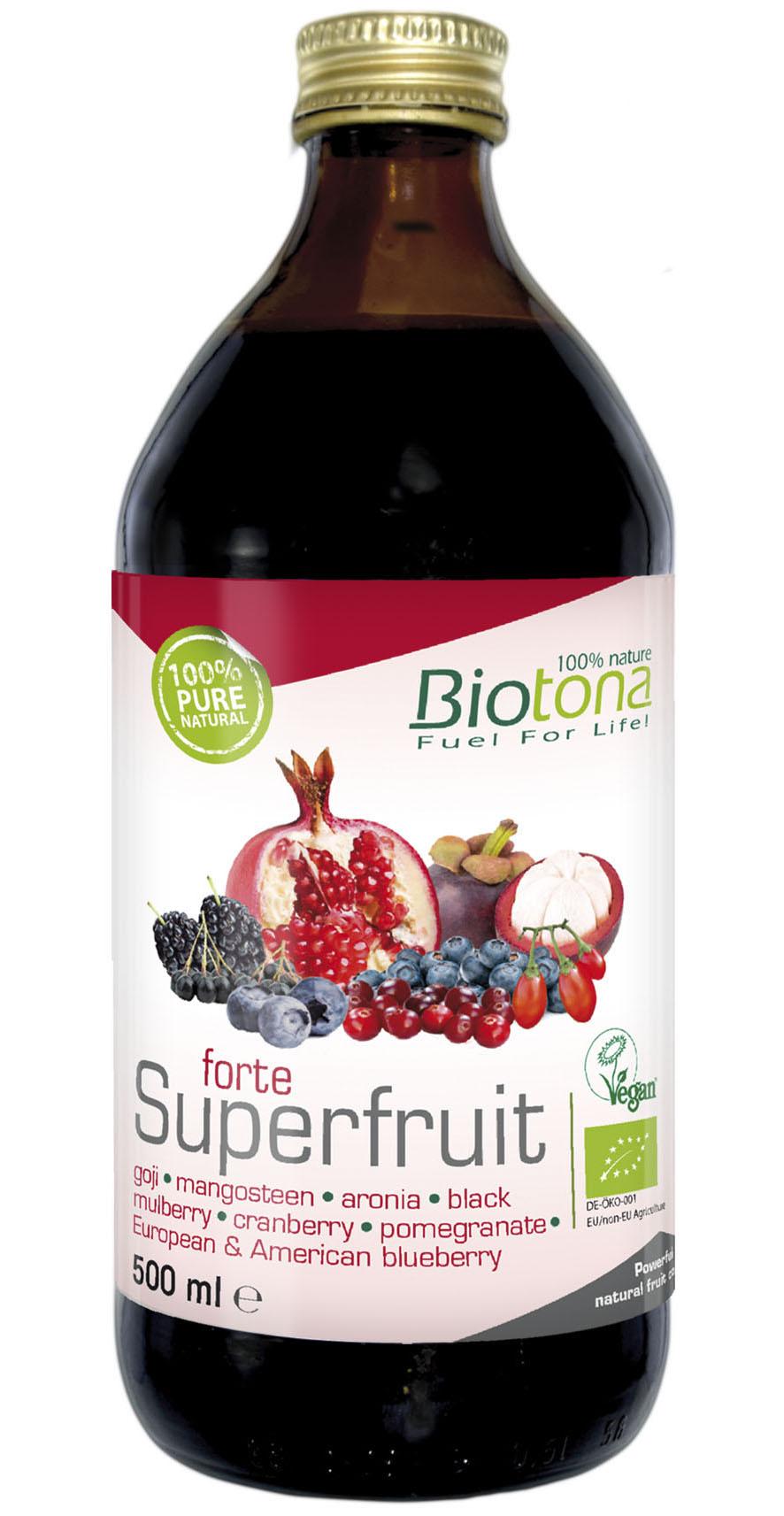 Bio Superfruit forte