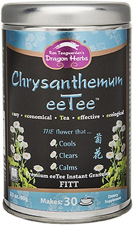 Dragon Herbs Chrysanthemum Flower eeTee