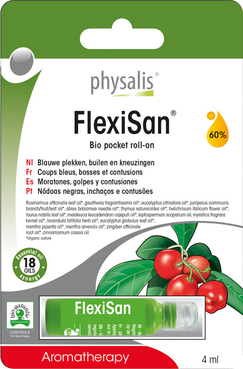 FlexiSan Bio pocket roll-on