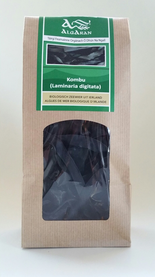 Biologische Kombu (Laminaria digitata)
