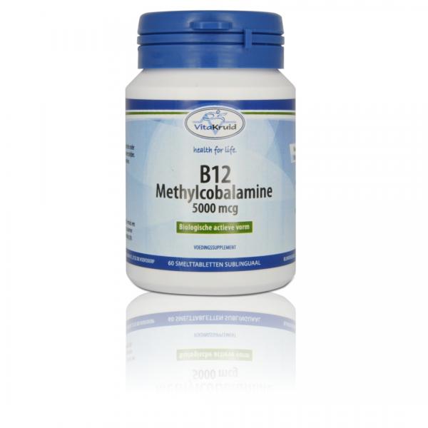 Vitakruid B12 Methylcobamaline 5000µg