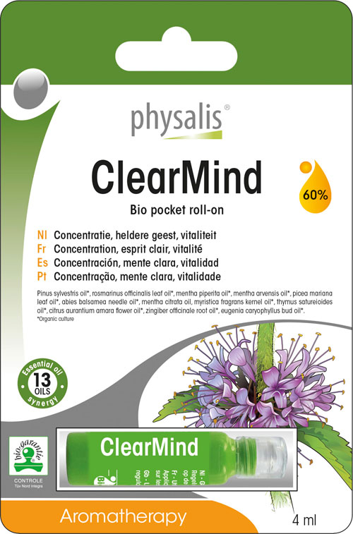 ClearMind Bio pocket roll-on
