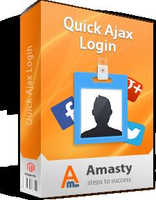 10$ off Quick Ajax Login module price!