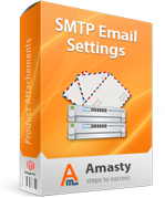 SMTP Email Settings module