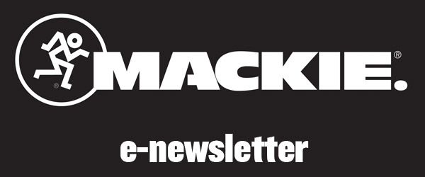 Mackie eNews
