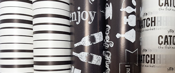 Inpakpapier Papierindustrie Adriaan Dekker BV