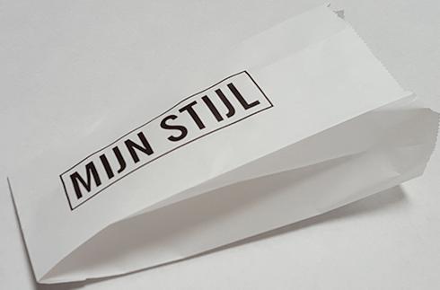 Papieren zakken Papierindustrie Adriaan Dekker BV