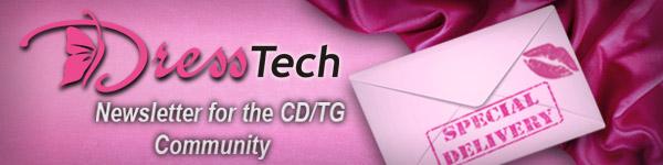 DressTech Crossdressing Store Banner
