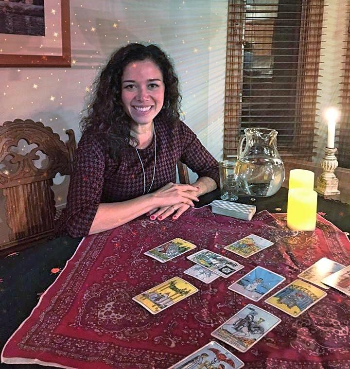 Wise Women Stories of Self-Love From The Tarot Table Empress Woman