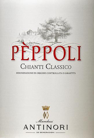 Antinori Peppoli Chianti Classico 2