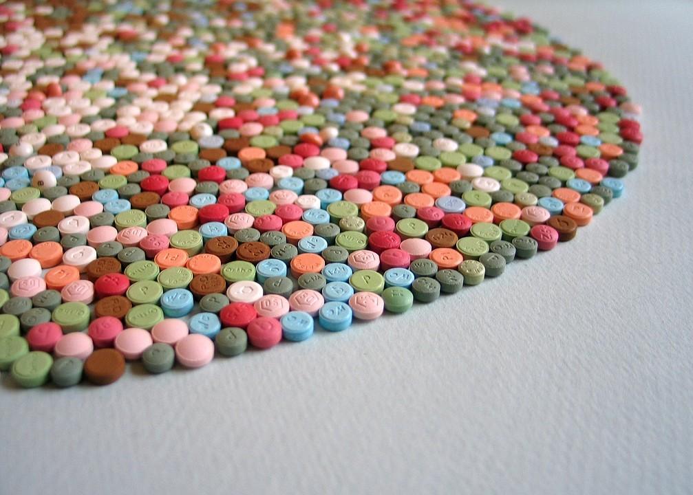 Kate VanVliet Pill Project