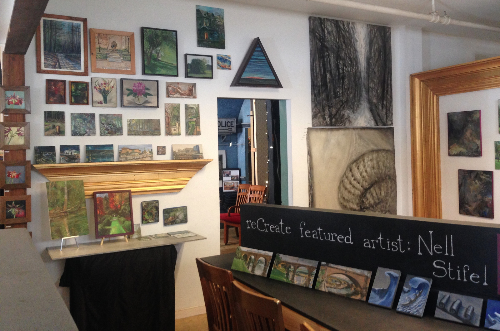 Nell Stifel's Gallery at The Resource Exchange
